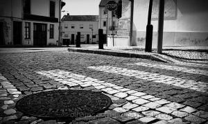 Paisagem Urbana/As pedras da calçada