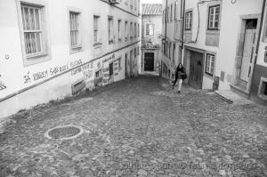 Fotografia de Rua/a tampa