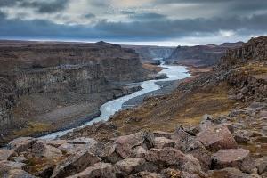 Paisagem Natural/Jokulsargljufur canyon