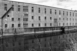 /A velha fábrica...