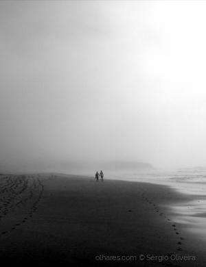 Paisagem Natural/Nevoeiro madrugador