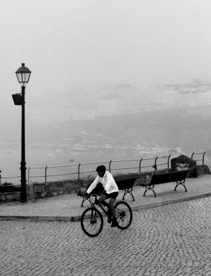 Fotografia de Rua/Nevoeiro sobre rodas