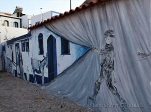 Fotografia de Rua/Mural - Meire Gomes