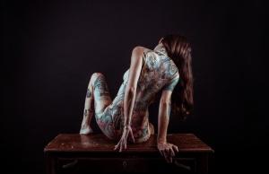 Retratos/I am who I am #4