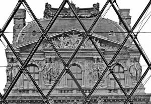 Arquitetura/MUSEU DO LOUVRE  (desc.)