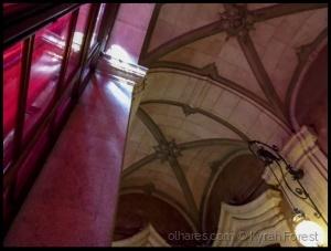 """Arquitetura/"""" Tu e eu felizes no palácio """""""