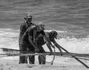 Paisagem Natural/Homens do Mar.