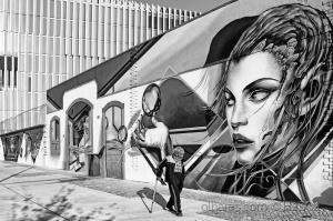 Fotografia de Rua/Que a arte me aponte uma resposta (O Montenegro)
