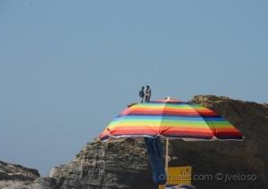 Gentes e Locais/caminhando no arco íris
