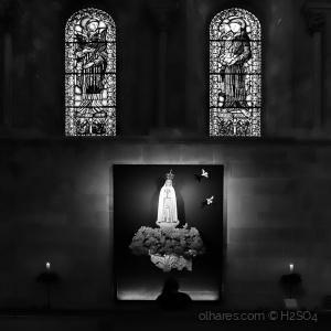 Fotografia de Rua/Waiting for a miracle (L Cohen)