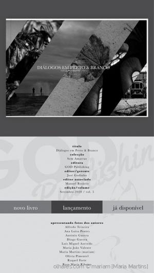 Fotografia de Rua/DIÁLOGOS EM PRETO & BRANCO_ livro