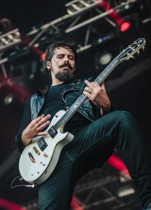 Outros/Ricardo Amorim (Moonspell) @ Vagos Metal Fest 2018