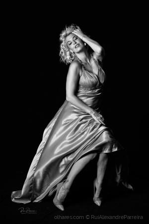 Retratos/Marilyn B&W