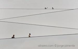 Fotografia de Rua/Sísifo: a teoria do desmantelamento