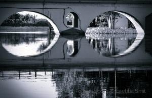 Gentes e Locais/Black & white tranquility