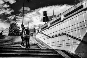 Fotografia de Rua/The kiss