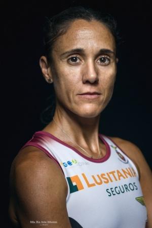 Retratos/A marchadora olímpica