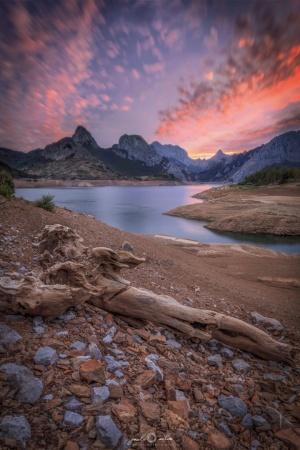 Paisagem Natural/The Mountain light