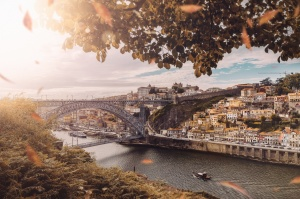 Paisagem Urbana/Once Upon a Time in Porto