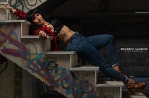 Retratos/stairs