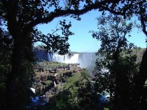 Paisagem Natural/Cataratas do Rio Iguaçu