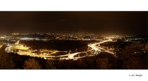 /Coimbra by night
