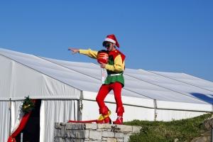 Espetáculos/Vila Pai Natal