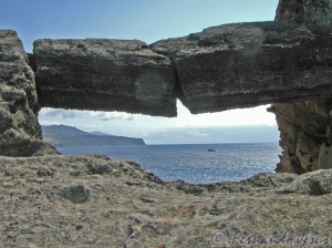 Paisagem Natural/Ilheu de Vila-Franca, São Miguel, Açores