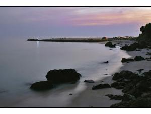 """Paisagem Natural/""""Praia da Figueirinha"""