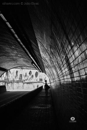 /Túnel da Ribeira, Porto!