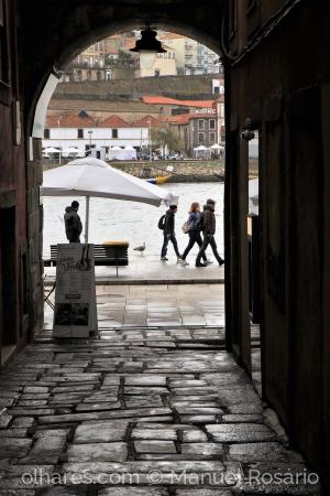 Paisagem Urbana/Passear na Ribeira...