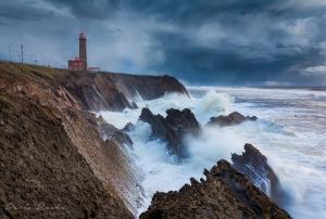 Paisagem Natural/Dia de tempestade