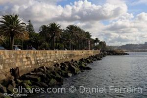 Gentes e Locais/Paredão do Passeio Alegre, Porto