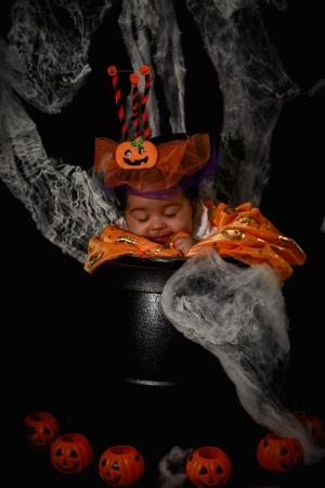 Retratos/Tenho 3 meses e já penso no halloween