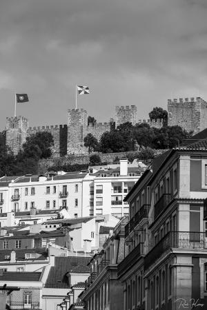 Paisagem Urbana/O castelo, a encosta e a cidade