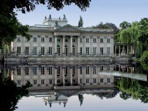 História/Palácio Real de Lazienki - Varsóvia, Polónia
