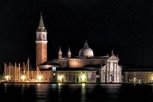 Gentes e Locais/Ilha de S. Jorge, vista de Veneza, Itália