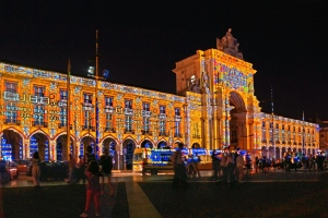 Espetáculos/Praça do Comércio (Terreiro do Paço) - Lisboa, Por