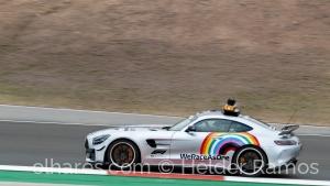 Desporto e Ação/Mercedes AMG GT R F1 Safety Car