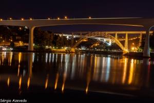 Paisagem Urbana/As Três Pontes