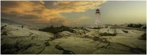 Paisagem Natural/Peggys Cove