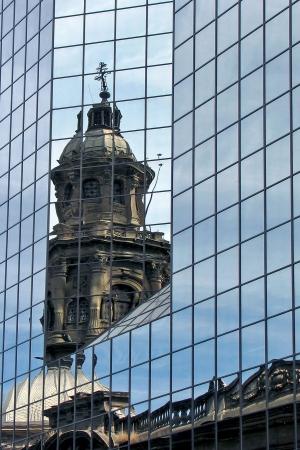 Paisagem Urbana/Praça das Armas - Santiago, Chile