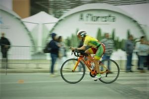 Desporto e Ação/A ciclista