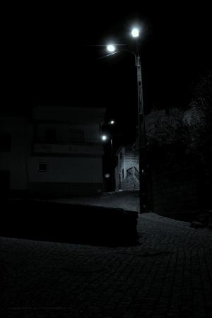 Paisagem Urbana/Já é Noite na Vila