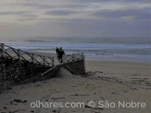 Gentes e Locais/Inverno na Praia