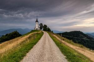 Paisagem Natural/ST. PRIMOZ CHURCH