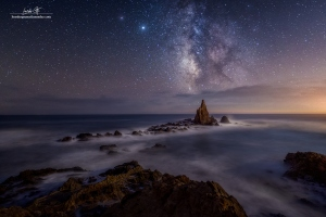 Paisagem Natural/The reef and the stars