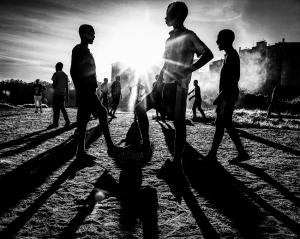 Fotografia de Rua/Futebol de rua
