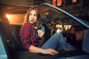 Outros/A macãnica e o Ford GT40
