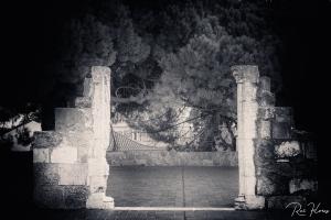 Arquitetura/Ensaios a P&B #4 - O portal